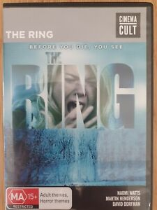 The Ring (Cinema Cult) [Region 4] - DVD
