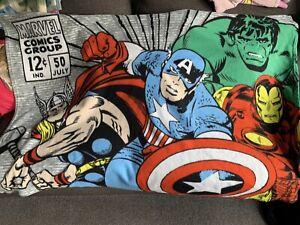 Marvel Fleece Blanket