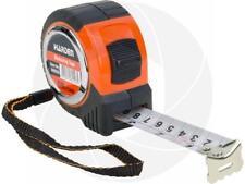 16.5FT 5M Carpenter Rubber Heavy Duty Measuring Steel Tape Metric Imperial Ruler