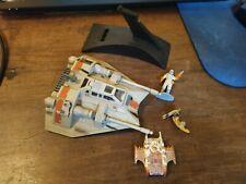Hasbro Star Wars micromachines speeder persecución 3er set nuevo /& OVP