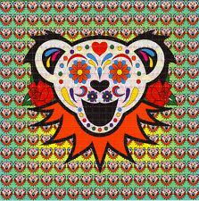 Grateful Dead SUGAR BEAR -  BLOTTER ART Psychedelic Perforated Acid Free Art