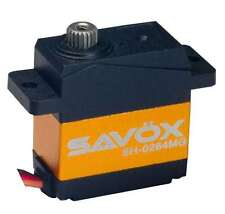 Savox SH-0264MG Super Torque Digital High Speed Micro Servo T-REX 250 450