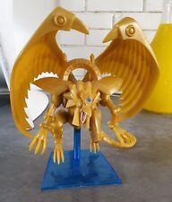 YGO Yu-gi-oh LE DRAGON AILÉ DE RÂ figurine en plastique rare et collector