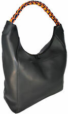 Borsa Spalla Nera K-Way Bag Woman Black K-Twist Hobo