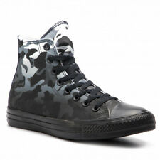CONVERSE ALL STAR CHUCK TAYLOR HI SPORT MEN SHOES CAMOUFLAGE ARMY SIZE 10.5 NEW