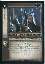 Lord Of The Rings CCG Card TTT 4.U36 War Club