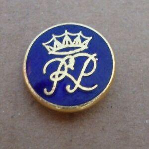 Metropolitan Police ROYALTY PROTECTION tie tac pin badge