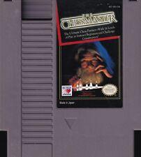 THE CHESSMASTER (1990) nes nintendo chess master us NTSC USA IMPORT