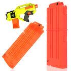 ABS Soft Bullets Magazine Clip System for Nerf N-strike Elite Toys Gun Children