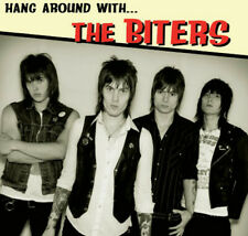 THE BITERS HANG AROUND WITH POP THE BALLOON RECORDS VINYLE NEUF NEW SINGLE