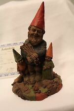 Tom Clark Gnome - Brother, Sis & Dad - Coa, 1987