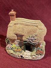 """Cottage.Lilliput Lane """"Larkrise� Sweet Miniature"""