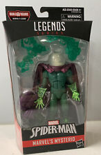 New Marvel Legends Series Spider-Man Marvel's Mysterio Action Figure, Lizard BAF