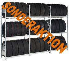 Reifenregal NEU - Höhe 2,00m/2,75m - Fachbreite 1.300 mm für Gewerbetreibende*