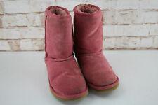 UGG Australia Pink Boots size Us W5