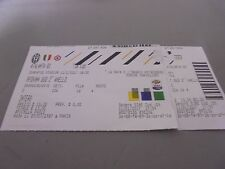 Billet Ticket Tim Cup 2016/2017 Juventus Atalante 3-2 11/01/2017 Tribune Sud