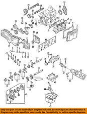SUBARU OEM 06-14 Impreza-Engine Oil Pan 11109AA151