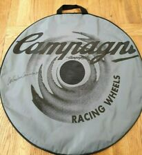 CAMPAGNOLO WHEEL BAG - SIGNED BY VALENTINO CAMPAGNOLO