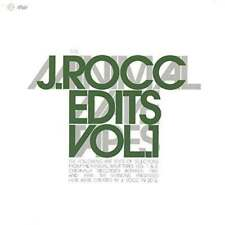J. Rocc - Minimal Wave Tapes: Edits Volume 1 - Vinyl Album - RARE Synth Record
