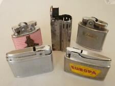 5 x COLLECTABLE VINTAGE CIGARETTE LIGHTERS 'RONSON' 'IMCO'  AND MORE