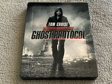 Mission Impossible - Ghost Protocol (Blu-ray + DVD 3-Disc Set) Steelbook Edition