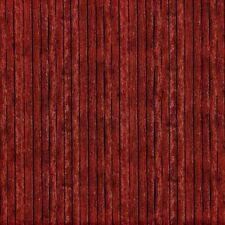Rustic Barn Red Fence Wood Grain, Landscape Medley Fabric, Elizabeth's By 1/2 Yd