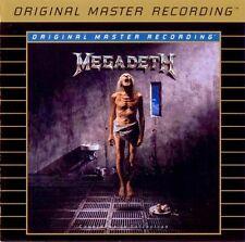 MFSL GOLD CD UDCD-765: MEGADETH - Countdown to Extinction - 2006 OOP USA SEALED