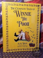 NEW SEALED Complete Tales of Winnie-the-Pooh by A. A. Milne Bonded Leather