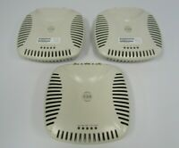 Lot of 3 Aruba Networks AP-134 Wireless Access Points