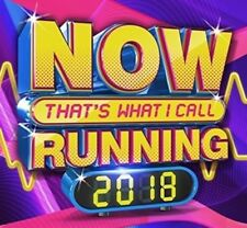 VARIOUS - NOW THATS WHAT I CALL RUNNING 2018 BRAND NEW 3CD