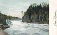 ADIRONDACK MOUNTAINS NY – Curtis Dam Palmer Falls
