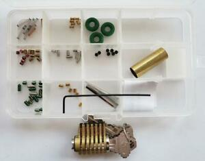 """Schlage 6 Pin Cutaway Lock Kit """"You Build a it"""" Kit FREE Shipping HIGH Security"""