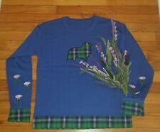 Very Limited Shetland Sheepdog Sheltie Ladies Dog sweater blouse 5 sizes availab