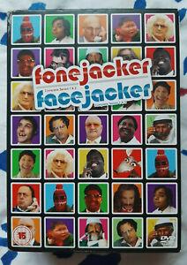 Fonejacker Series 1 & 2 / Facejacker Series 1 & 2 Complete Series DVD R2