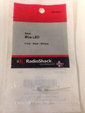 5mm Blue LED #276-0311 By RadioShack