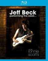 Jeff Beck: Performing This Week - Live at Ronnie Scott's Blu-Ray (2016) Jeff