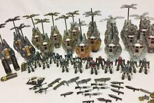 Mega Bloks Halo Drop Pods ODST Figure Lot Mega Construx