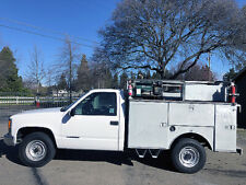 2000 Chevrolet 3500 Service Truck Low Miles / 6500 W Generator & Air Compressor