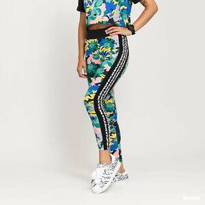 Adidas Originals Womem's GC6851 Her Studio London Multicolor Tights Size XS