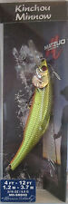 MATZUO  Kinchou Minnow - Marianne Huskey Series - Size 9 - 5/16 oz.- Anti-Freeze