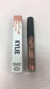 AUTHENTIC Kylie Jenner King K Metal Matte Liquid Lipstick