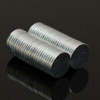 FJ- 50x 5x0.5mm N35 Super Strong Rare Earth Neodymium Magnet Round Disc Blocks D