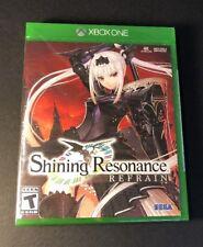 Shining Resonance [ Refrain ] (XBOX ONE) NEW