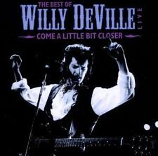 The Best of Willy DeVille live di Willy DeVille (2011), nuovo OVP, CD