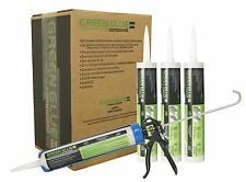 Green Glue Noiseproofing Compound Case of 12 Tubes