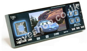 "Sevic 3.6"" wide screen monitor RDS Radio CD, MP3, DVD"