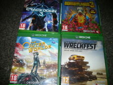 XBOX 1 GAMES BUNDLE VGC