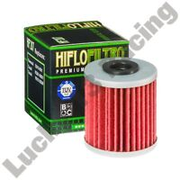 HF207 oil filter Beta Evo 250 300 4T Factory REV3 250 Hiflo Filtro
