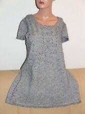 Superbe robe pull  laine mohair mélangée ETAM  taille L soit  42 comme neuf