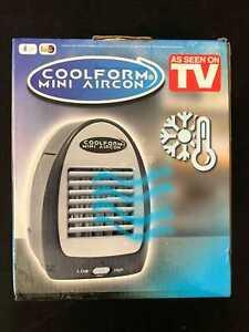 Mini Klimaanlage Luftkühler Klimagerät Mobile Best Direct TV Coolform Aircon